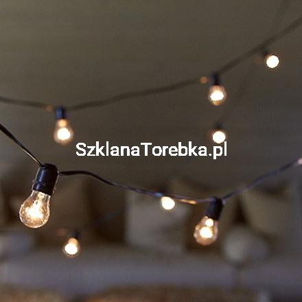 Lampki Dekoracyjne żarówki Led 5 M