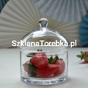 Słoiczek ozdobny Mini na Candy Bar 16cm
