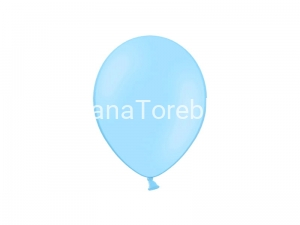 Balony Celebration pastelowe błękitne 23 cm / 100 szt.