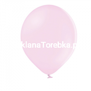Balony Strong 12cm, Pastel Pale Pink 100 szt.