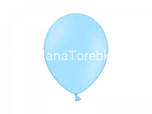 Balony Celebration pastelowe błękitne 29 cm / 100 szt.