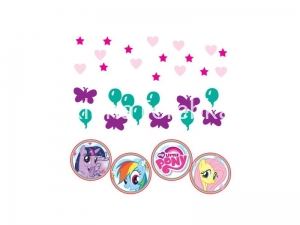 Konfetti My Little Pony mix 34 g