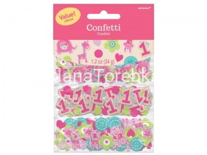 Konfetti One Wild Girl mix 34g